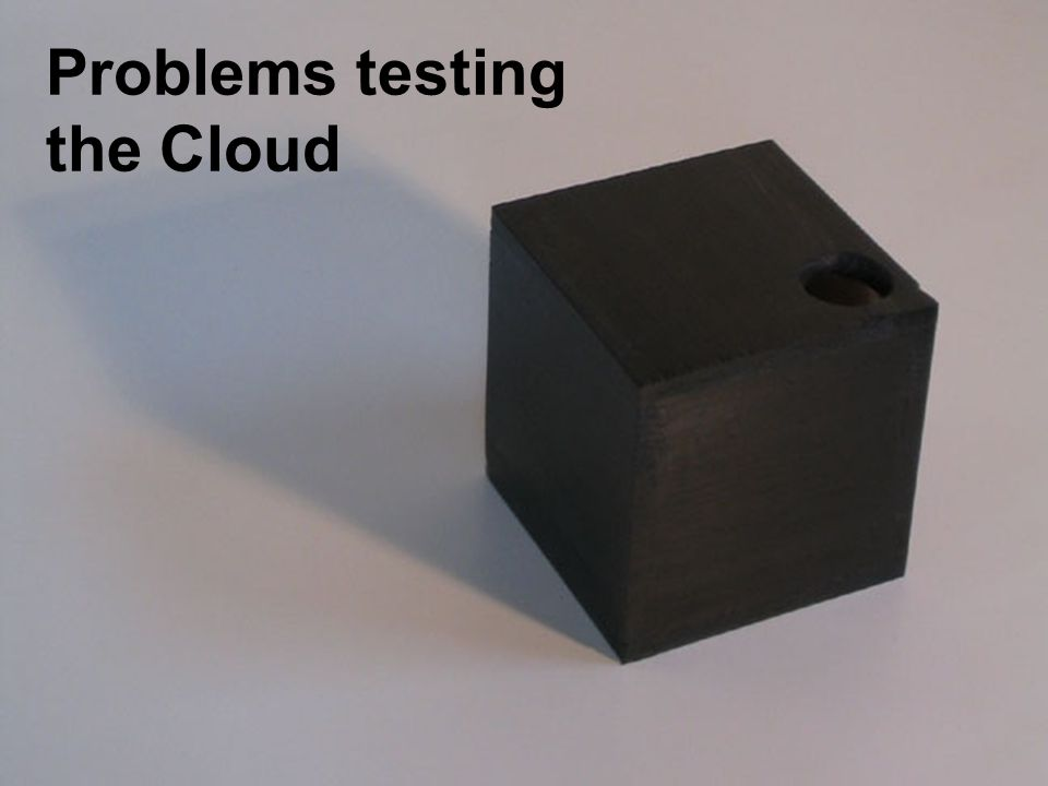 [SensePost – 2009] Problems testing the Cloud