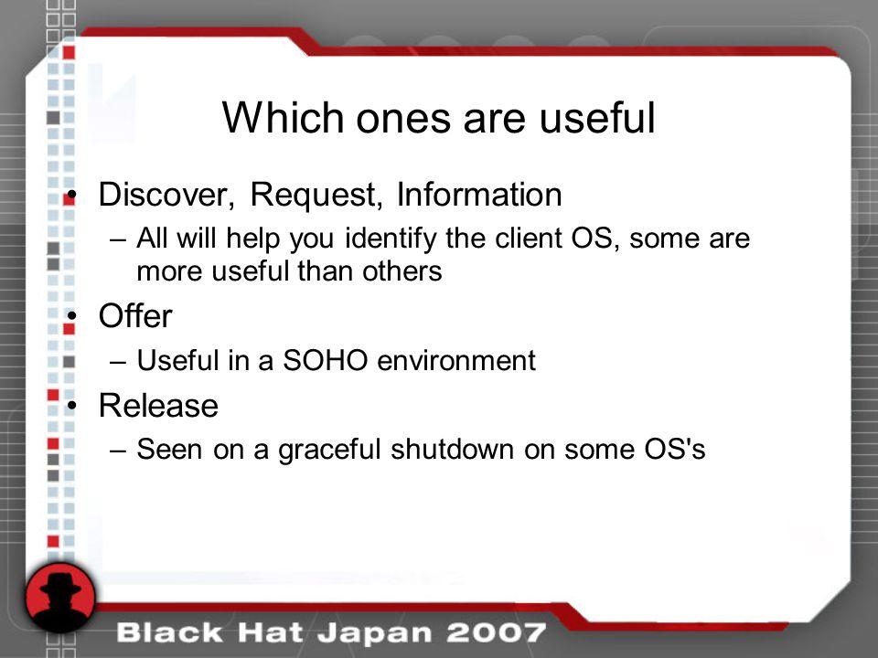 Option 93 – client system architecture PXE boot Determine the underlying hardware 9 EFI x86-644 Arc x86 8 EFI Xscale3 DEC Alpha 7 EFI BC2 EFI Itanium 6 EFI IA321 NEC/PC98 5 Intel Lean Client0 Intel x86PC