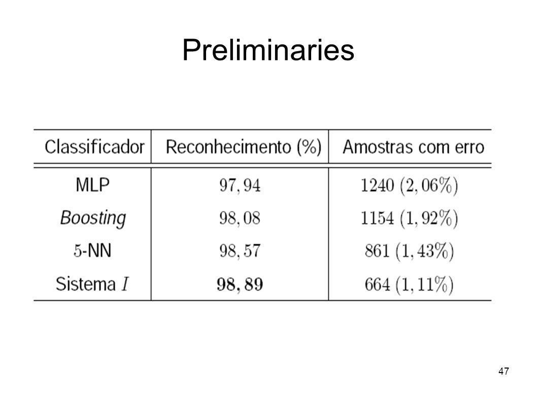 47 Preliminaries