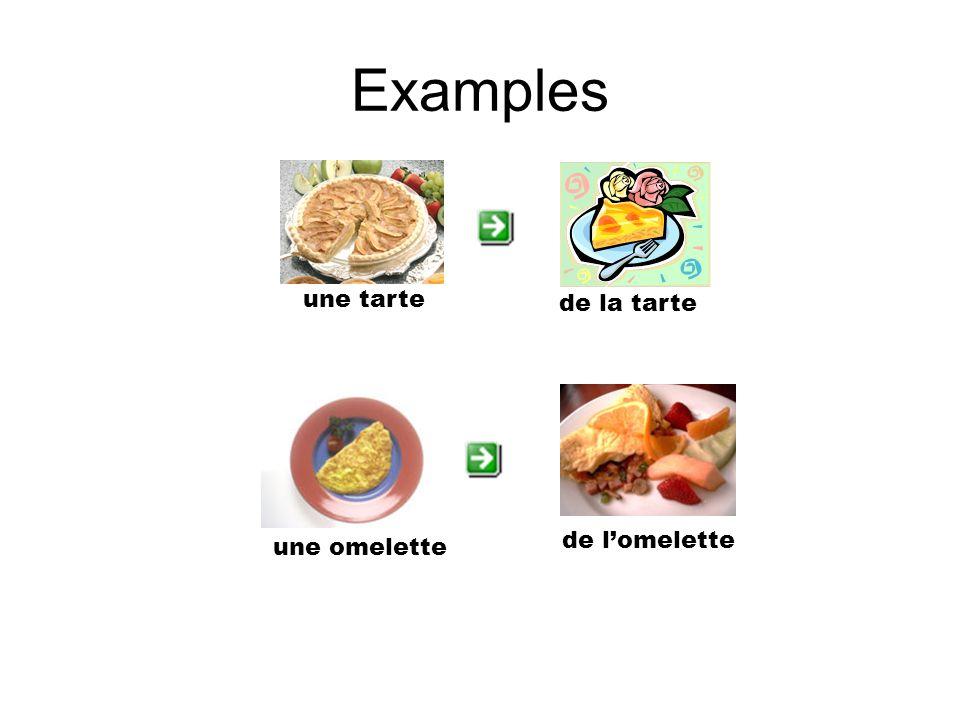 Examples un poulet du poulet des céréales