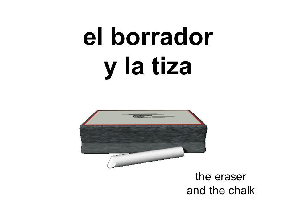 el bolígrafo/ la pluma/ el lapicero the pen