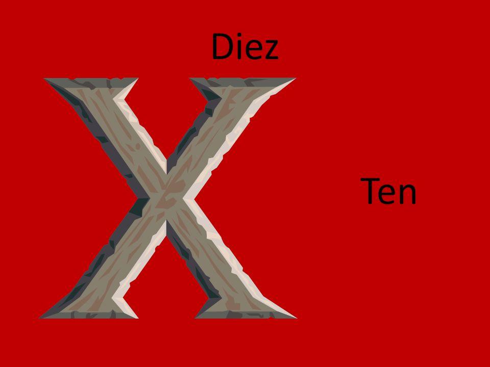 Diez Ten