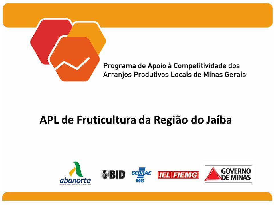 APL de Fruticultura da Região do Jaíba