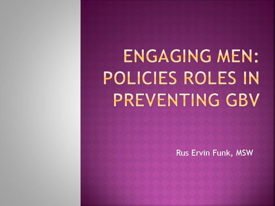 Rus Ervin Funk, MSW