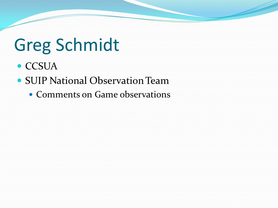 Agenda Opening remarks Assigner expectations and policies Professionalism The CCA manual Mechanics – college 2-umpire system Game Management Rules dif