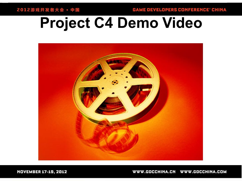 Project C4 Demo Video