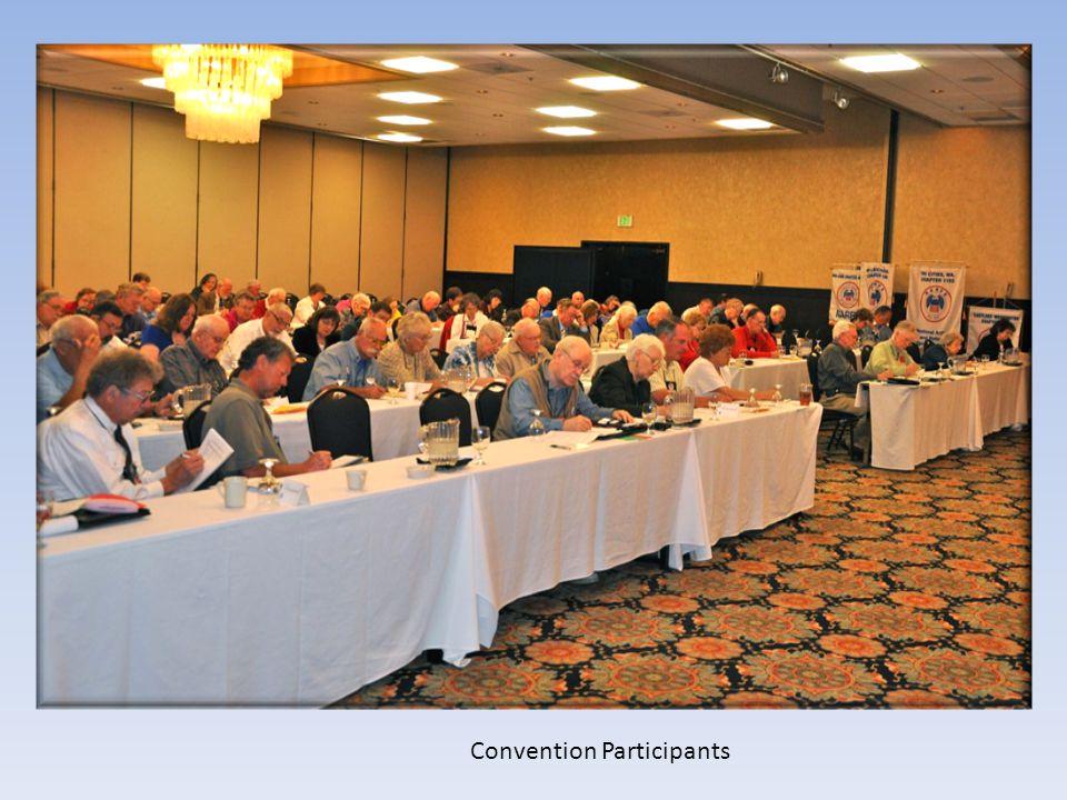 Convention Participants