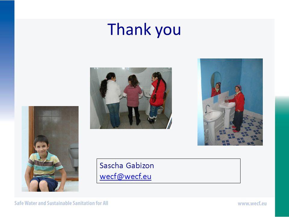 Thank you Sascha Gabizon wecf@wecf.eu