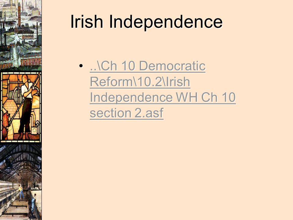 Irish Independence..\Ch 10 Democratic Reform\10.2\Irish Independence WH Ch 10 section 2.asf..\Ch 10 Democratic Reform\10.2\Irish Independence WH Ch 10 section 2.asf..\Ch 10 Democratic Reform\10.2\Irish Independence WH Ch 10 section 2.asf..\Ch 10 Democratic Reform\10.2\Irish Independence WH Ch 10 section 2.asf