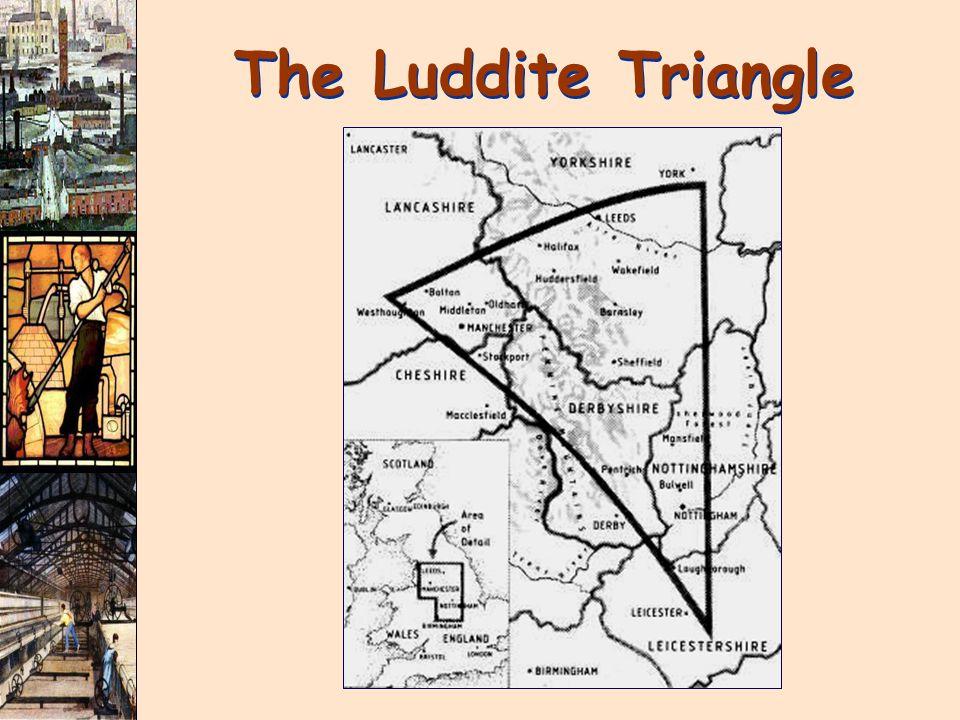 The Luddite Triangle