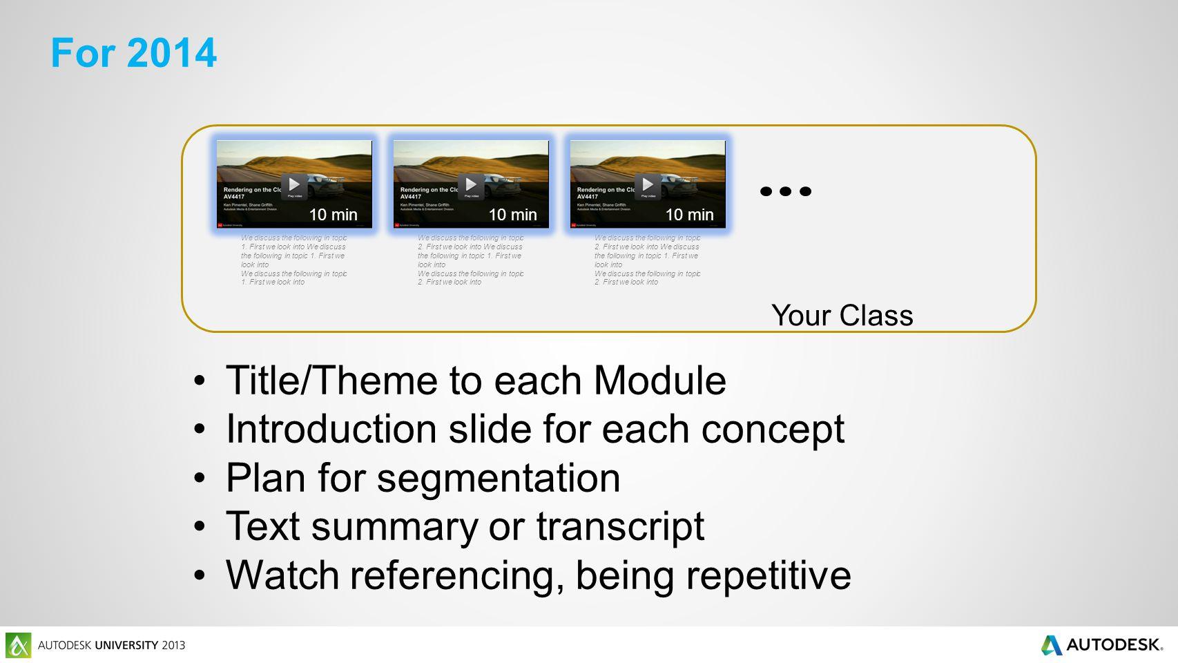 Module 1 Module 2 Module 3 We discuss the following in topic 1.
