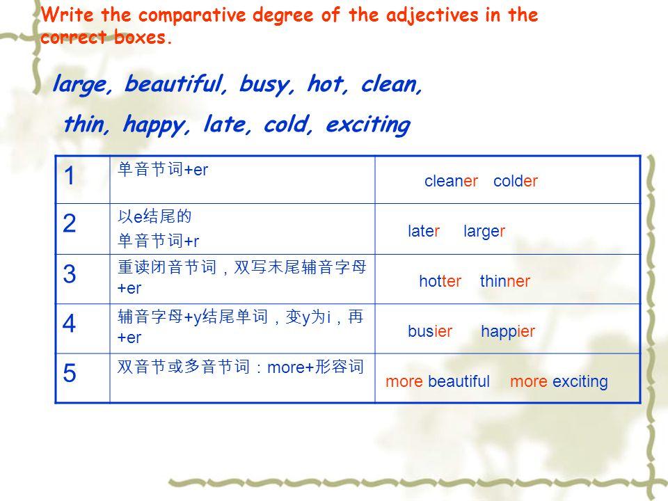 Su Hai is my _________, Jack is my ______.Su Hai _____ a ______ sister, _____ _______ Su Yang.