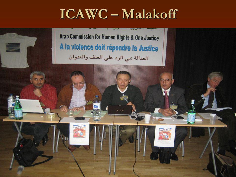 ICAWC – Malakoff