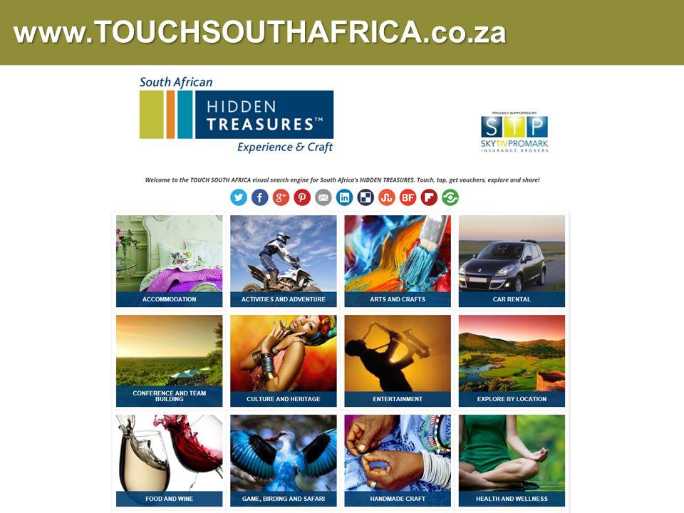 www.TOUCHSOUTHAFRICA.co.za