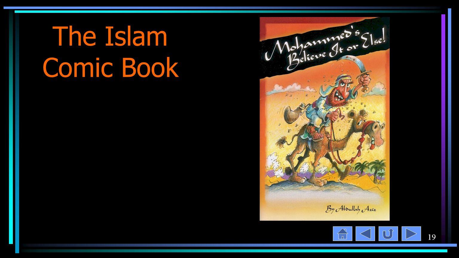 19 The Islam Comic Book