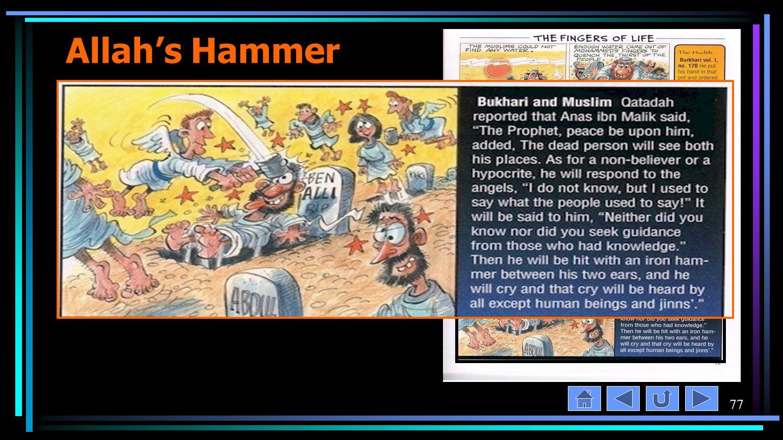 77 Allah's Hammer