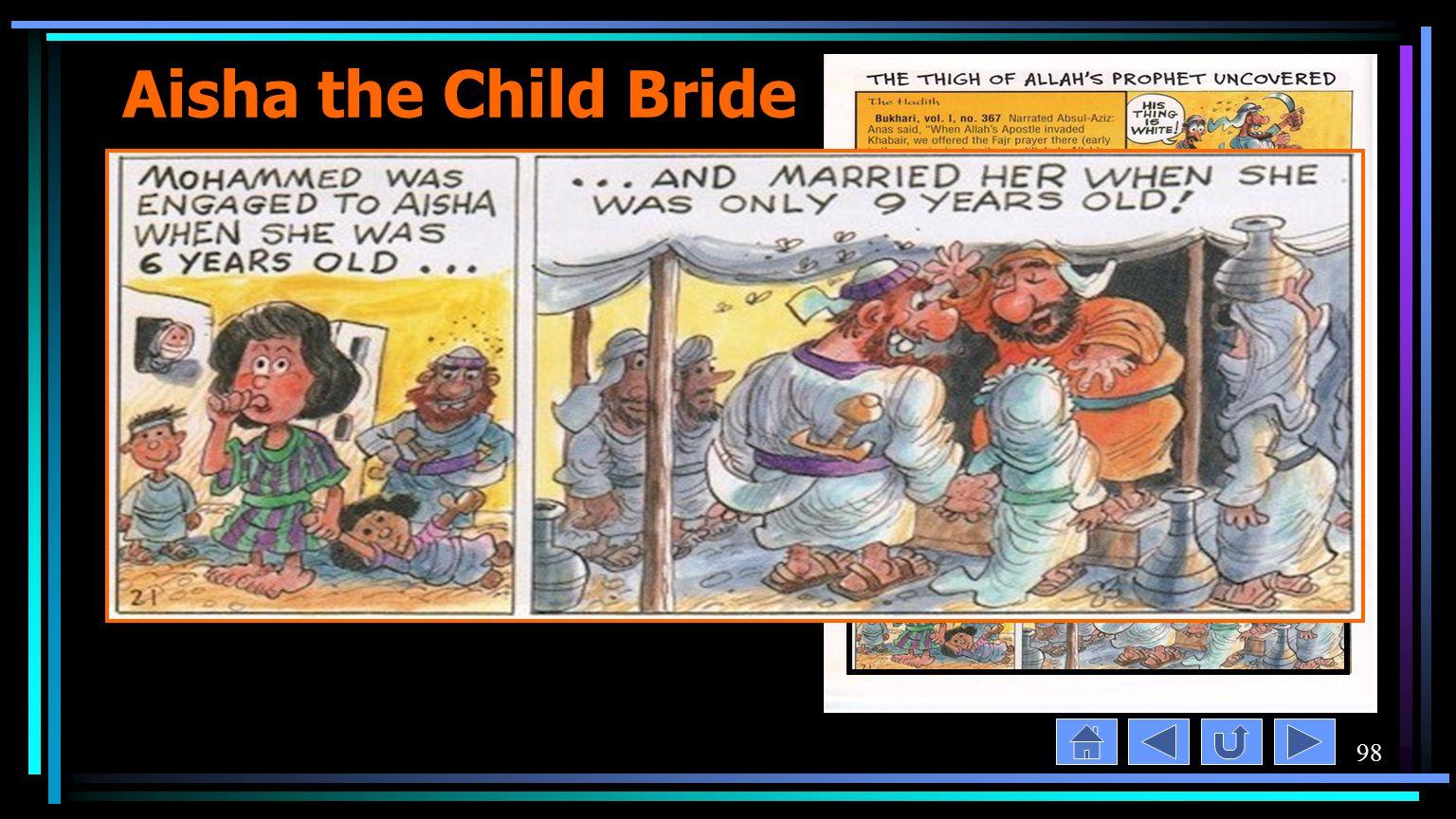 98 Aisha the Child Bride