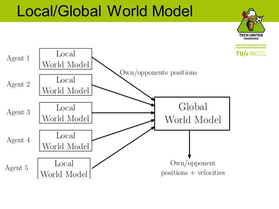 Local/Global World Model