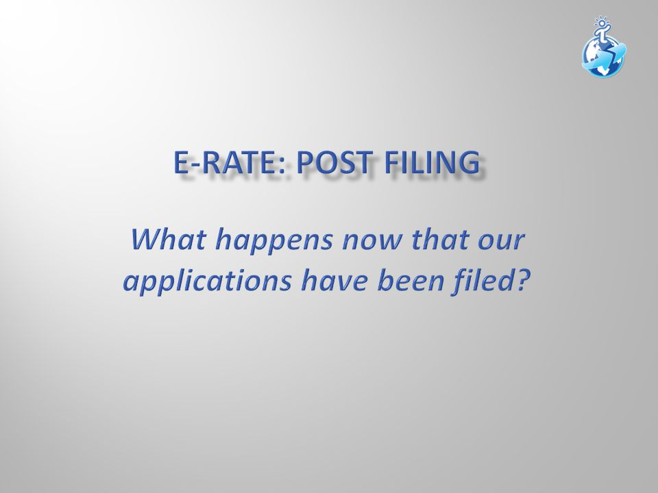  Following application review, USAC issues one or more Funding Commitment Decision Letters (FCDLs) to both the applicant and the service provider(s)  Describes the services funded and not funded by FRN and other relevant information for reminders and deadlines