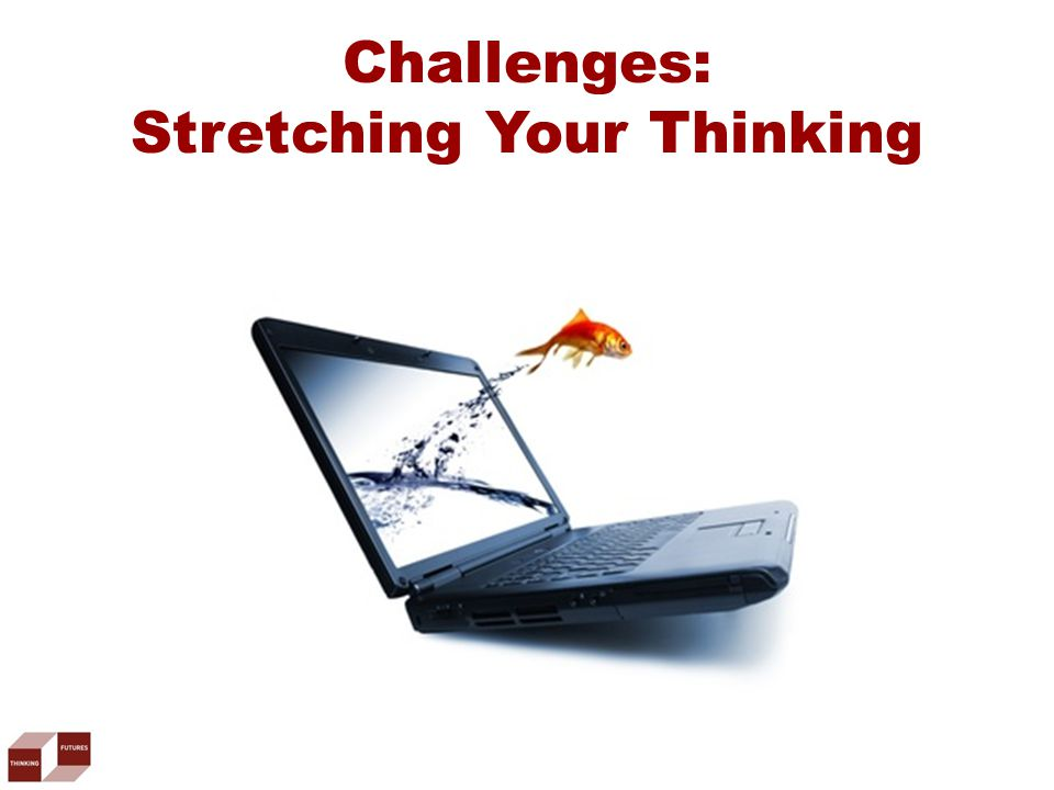 Challenges: Stretching Your Thinking