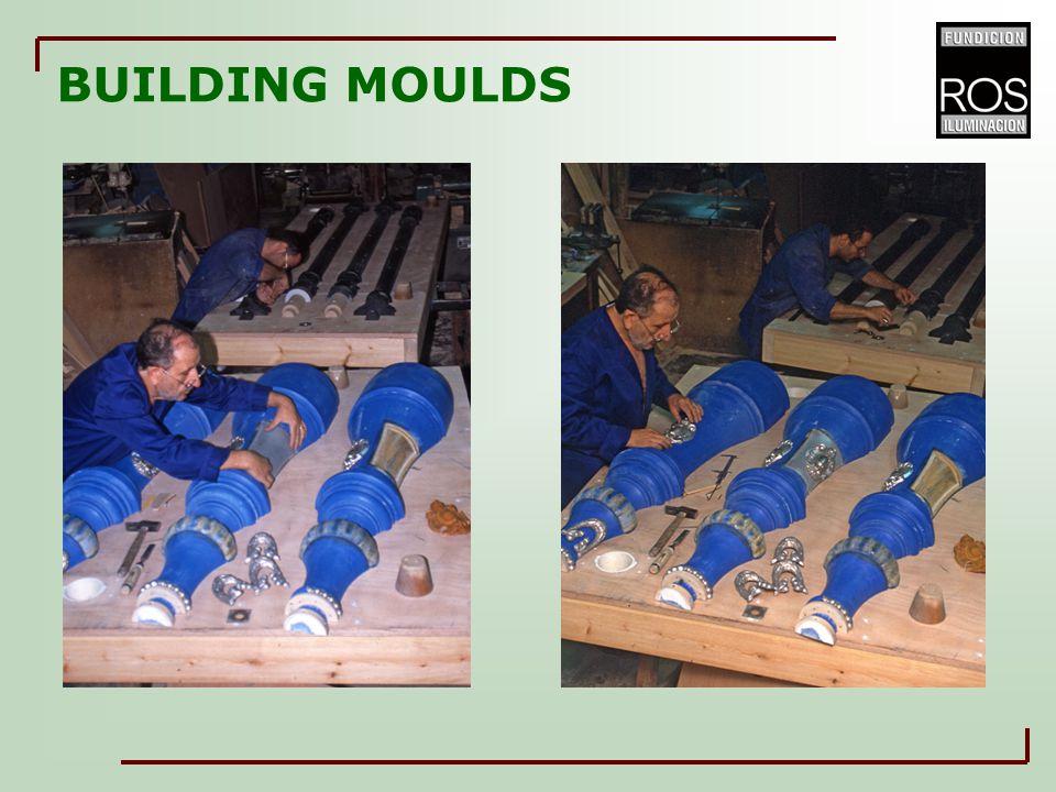 BUILDING MOULDS
