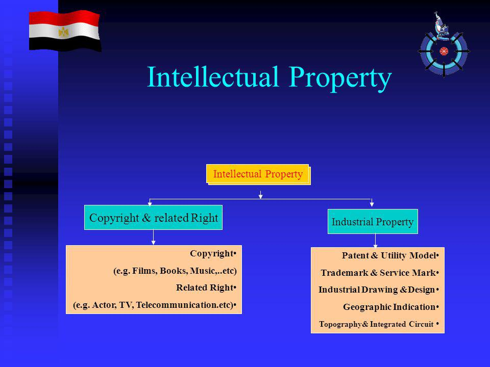 The database was designed with cooperation with WIPO Egyptian Database