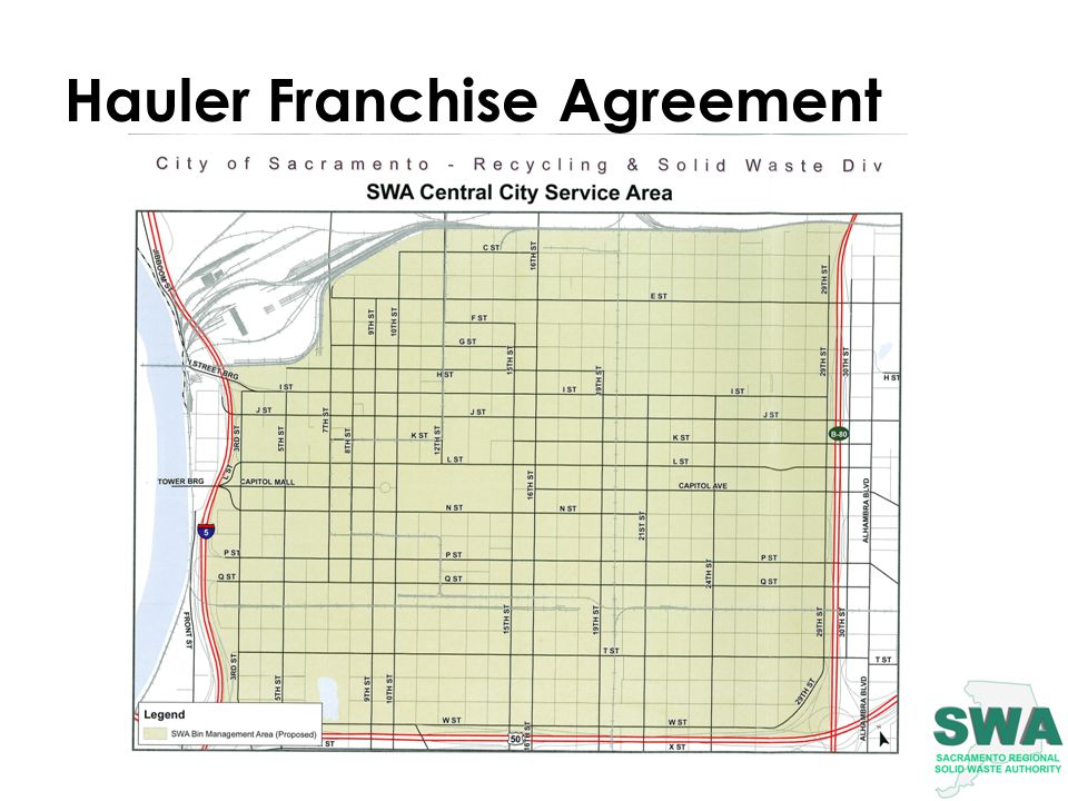 Hauler Franchise Agreement