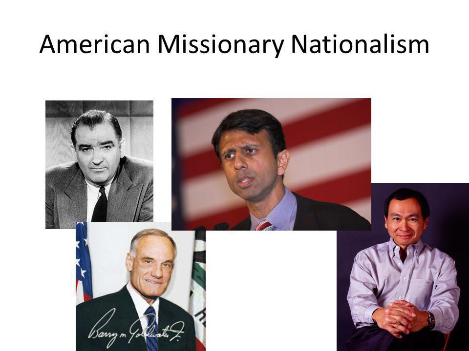 American Missionary Nationalism