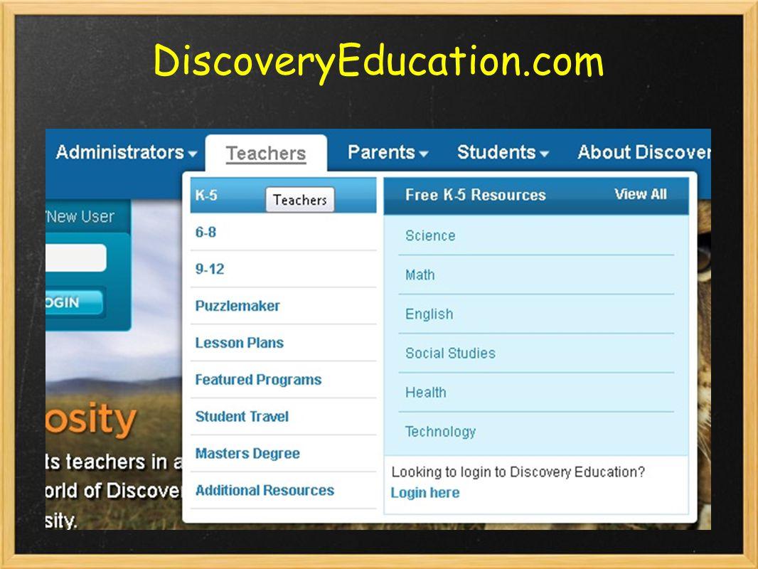 DiscoveryEducation.com