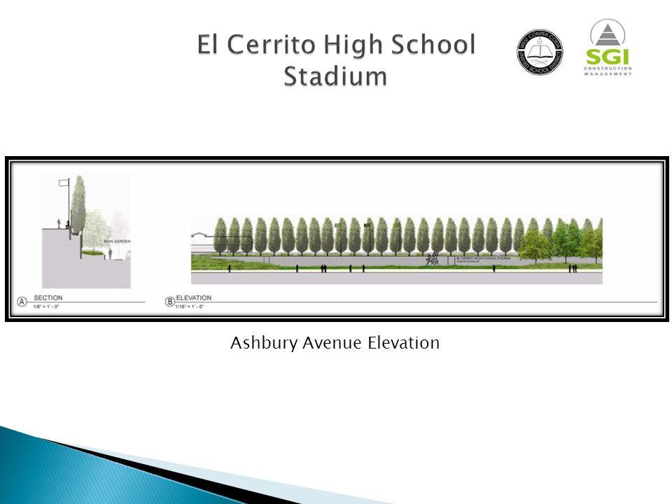 Ashbury Avenue Elevation