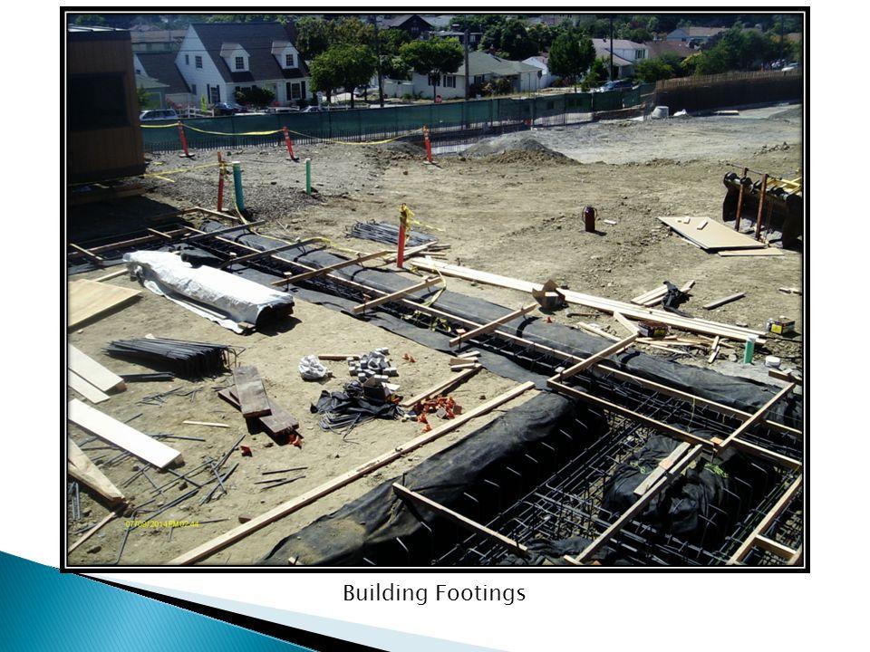 Building Footings