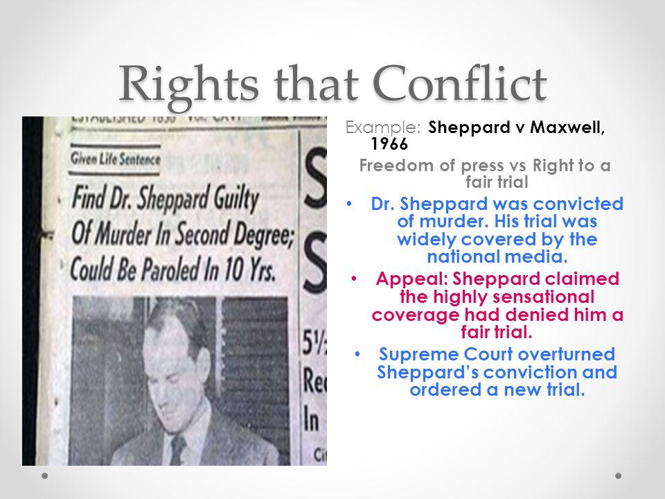 Guaranteed Rights to Whom.