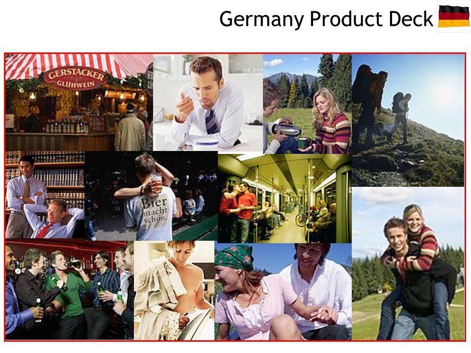 Germany Product Deck