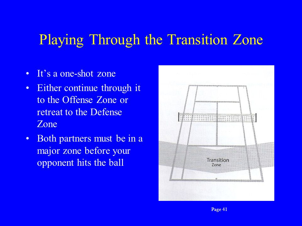 Closing the Gap With both partners in the Offense Zone, the gap is smaller and harder for the opponents to bisect the plane between them Getting both