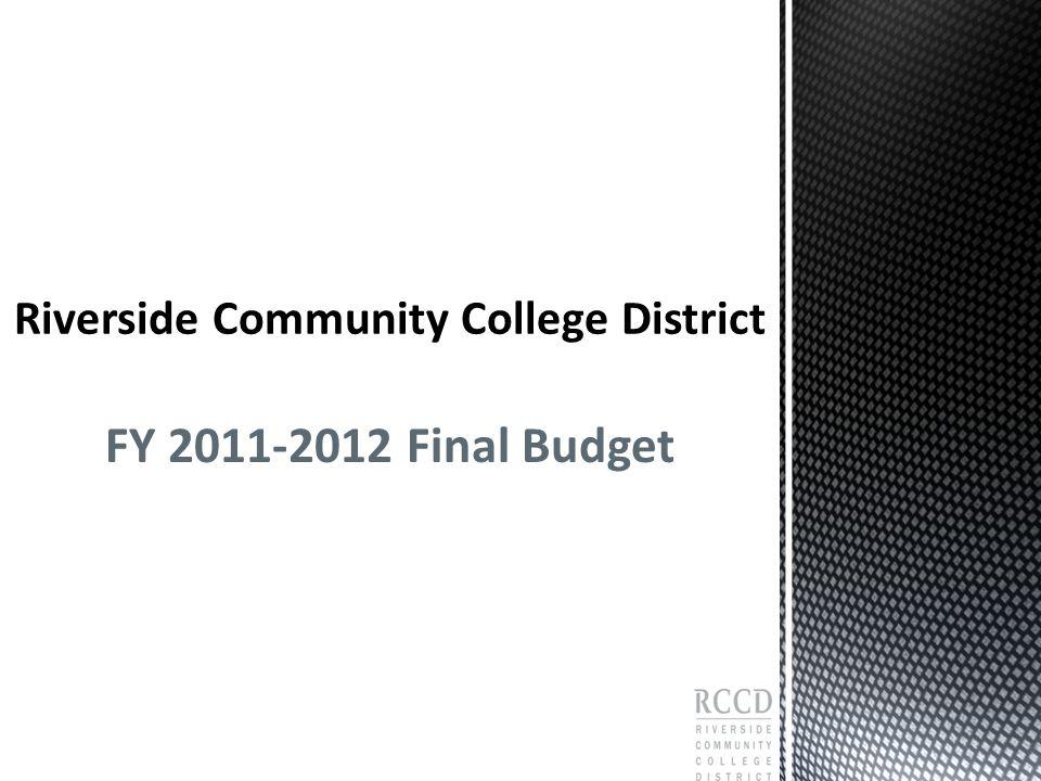 FY 2011-2012 Final Budget