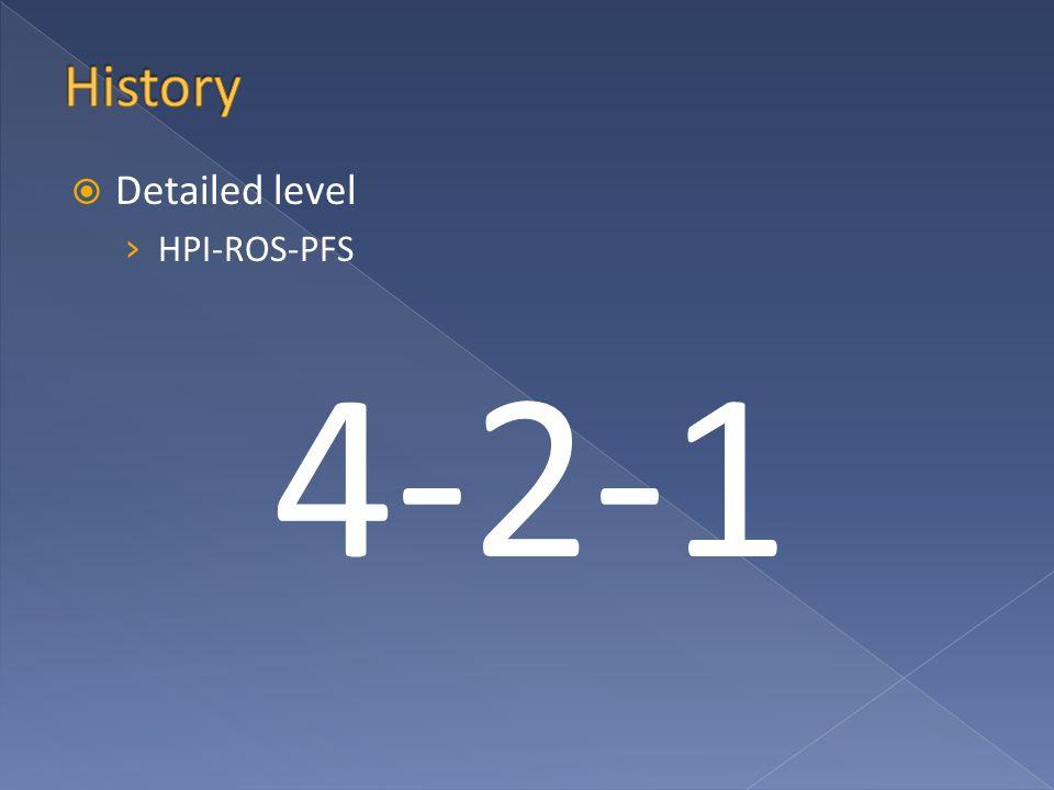 Detailed level › HPI-ROS-PFS 4-2-1