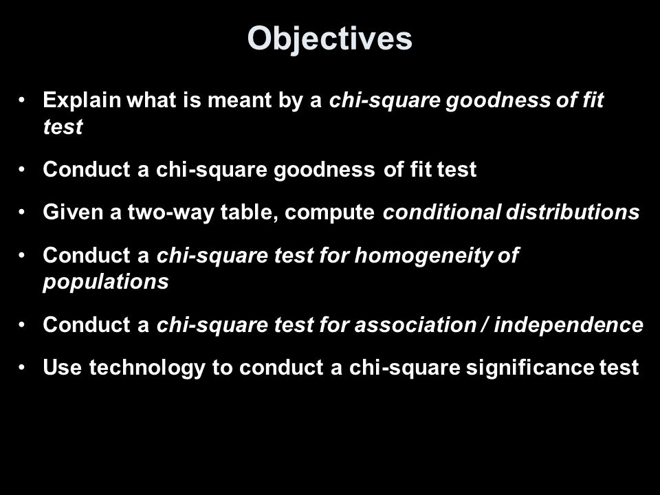 Problem 1 cont (d) In order to validly use the chi-square test, how many expected values could be less than 5.