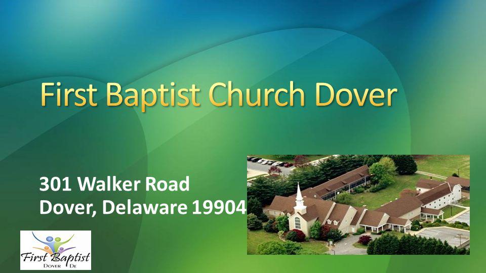 301 Walker Road Dover, Delaware 19904