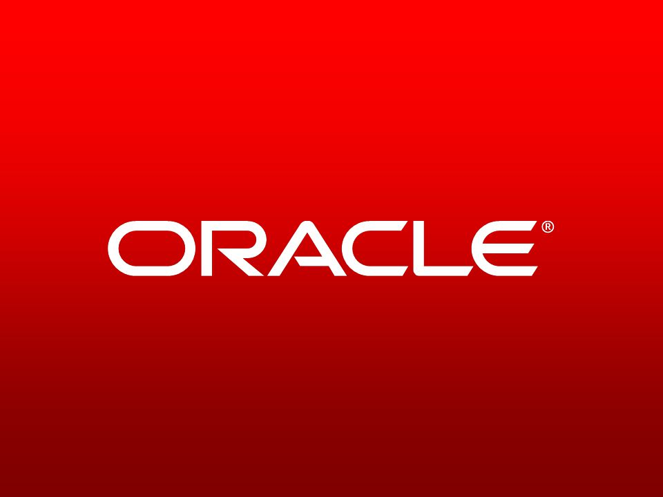 ©2012 Oracle Corporation 25