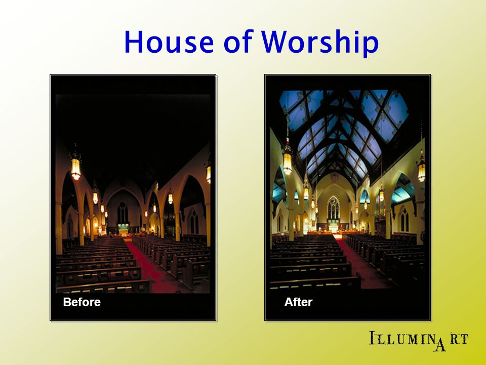House of Worship BeforeAfter
