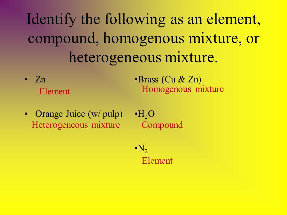 Balance the following equations.