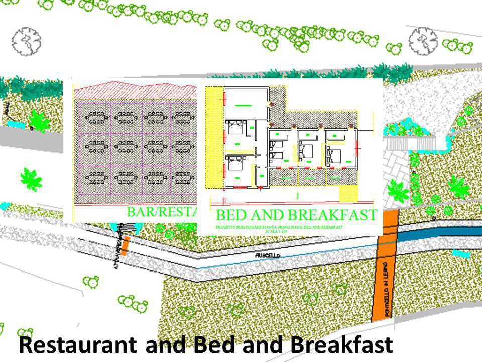 Restaurant and Bed and Breakfast
