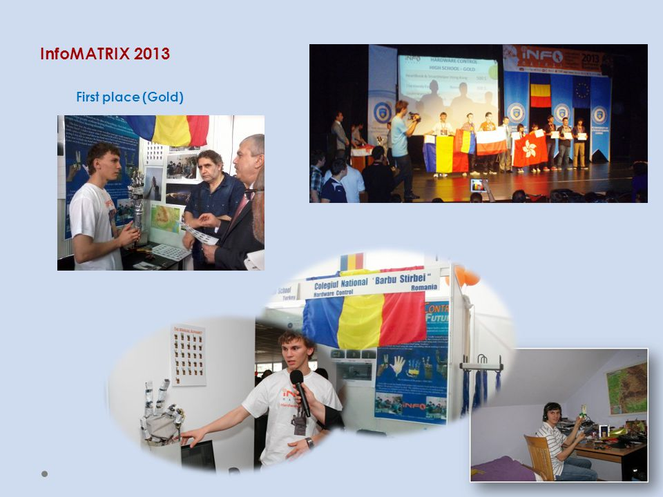 Colegiul Naţional Barbu Știrbei EXTRACURRICULAR ACTIVITIES Programs & Projects Contests & Clubs Other Activities Euroscola Program http://euroscola2013-2014cnbs.weebly.com/index.html https://www.facebook.com/Euroscola2013.2014CNBS.Calarasi http://euroscolacnbs.webs.com/ http://www.europarl.ro/ro/UE_si_tinerii/euroscola/editii_vechi/ed-2011.html InfoMATRIX 2013 http://www.infomatrix.ro/competition/results http://lsv.cl.edu.ro/rezultate/concursuri-nationale-si- internationale/ Open Doors Day LLP Program (Leonardo Mobility IVT &VETPRO) http://lsv.cl.edu.ro/prima-pagina/noutati/ http://lsv.cl.edu.ro/prima-pagina/noutati/ http://ldv-ivt2013.lsv.cl.edu.ro/ CNBS Sport Association Class Advisors LLP Program (Bilateral COMENIUS RO-TR) http://www.ejournal.fi/romaniaturkey/index.php?action[]=IMagazine::logout() LMT Club https://www.facebook.com/clublmtcalarasi Student Council Academy of Central European Schools Program http://www.aces.or.at/ac_project.asp?ID=229&b=4947 http://www.aces.or.at/ac_project.asp?b=1214&ID=54 IMPACT Picselii Club Debating Europe Schools http://www.debatingeurope.eu/2013/10/30/debating-europe- schools-romania/#comments http://www.debatingeurope.eu/2013/10/30/debating-europe- schools-romania/#comments Environment Online - ENO http://www.enoprogramme.org/ Theater team PirandelloIon Vlad - Art and Essay Contest World Water Monitoring Challenge http://www.worldwatermonitoringday.org/ CNBS Radio Station Together Yesterday, Today and Tomorrow http://www.voluntariatcnbs.webs.com/ http://www.voluntariatcnbs.webs.com/ ISCFC Project http://footprint.stanford.edu/index.html Red Cross ACES Academy International Village http://lsv.cl.edu.ro/proiecte-si-activitati-extrascolare/proiecte- nationale/international-village-progect-%E2%80%93-slovacia-iunie-2013/ http://www.internationalvillage.eu/?home,9 DNA-Day Essay 2013 http://www.dnaday.eu/index.html http://www.dnaday.eu/index.html Xperimania 2011 http://www.xperimania.net/ww/en/pub/xperimania/xp_iv/competiti on_1/gal