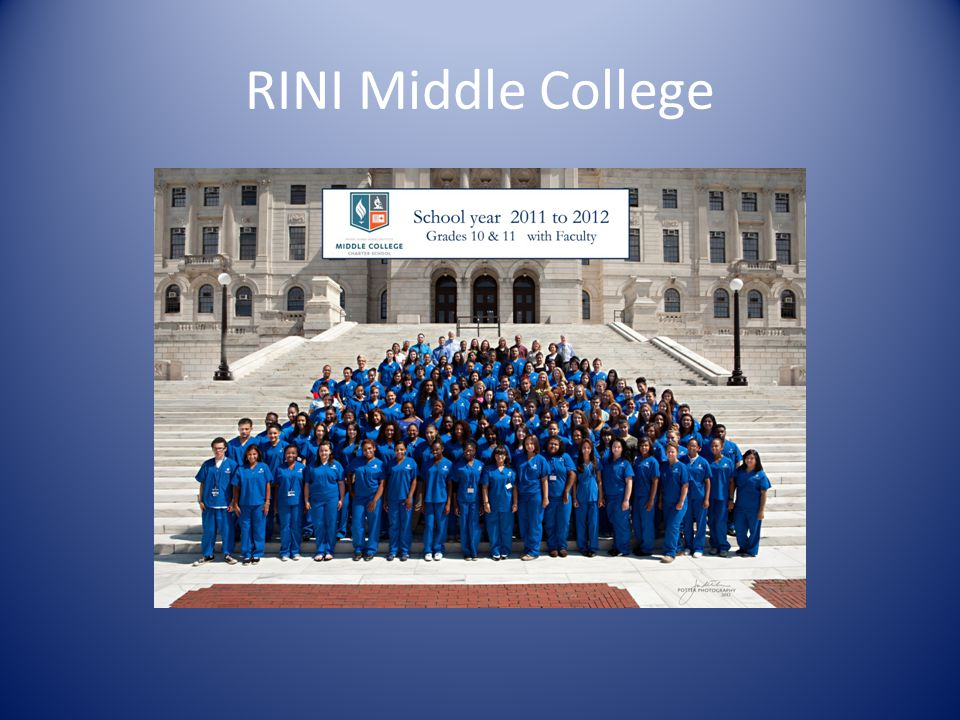 RINI Middle College