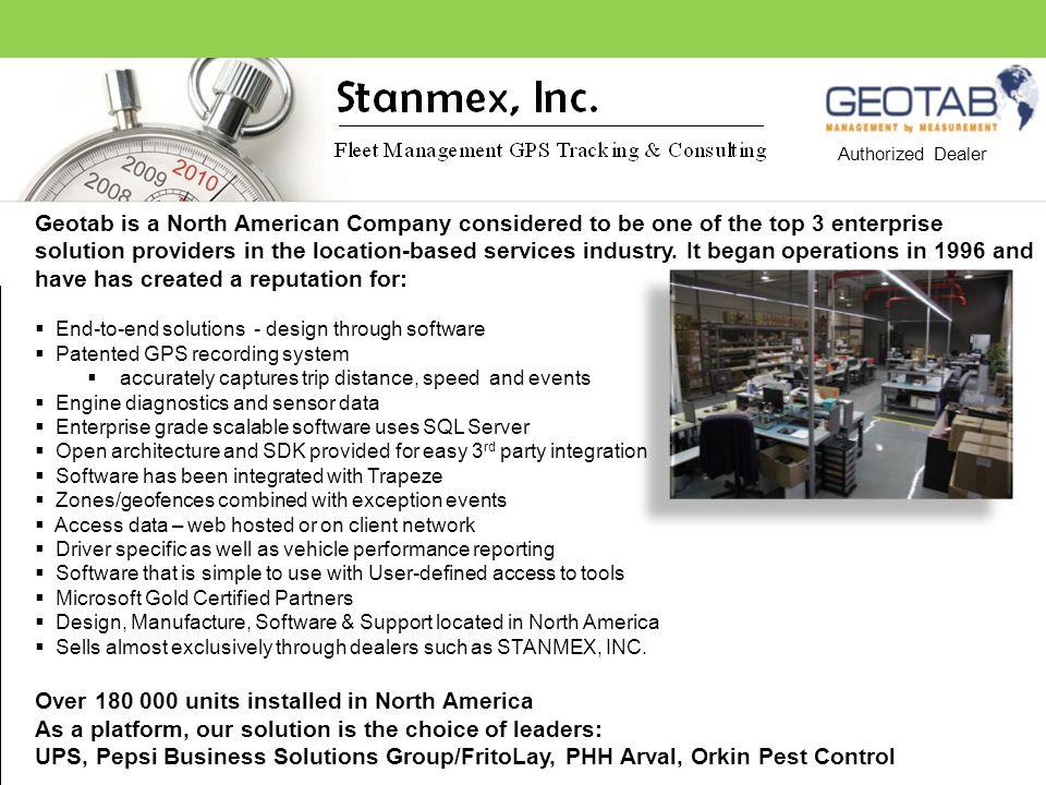 Stanmex, Inc.