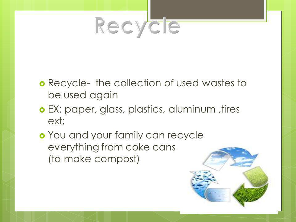  Going green can help you and everyone else on the entire planet now and in the long run  If mankind doesn't responsibly take action then the whole planet will become a big ball of trash and we will all be doomed  If none of that matters to you then think about the creatures in the amazon whose homes are being demolished by bulldozers and cranes, if that doesn t absolutely break your heart then I don't know what will