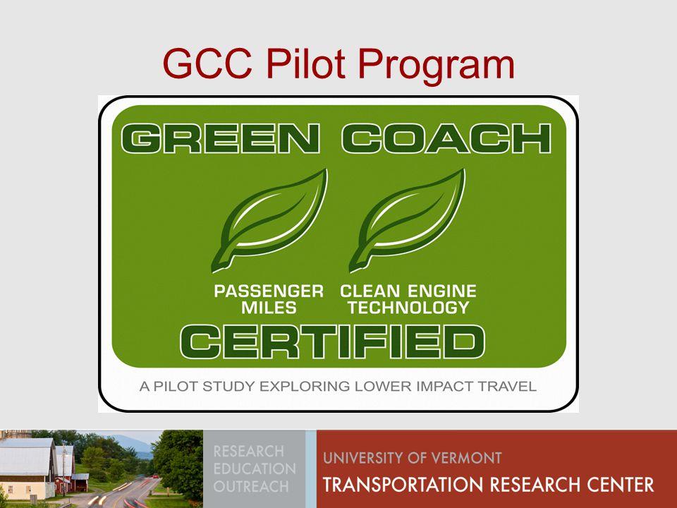 GCC Pilot Program