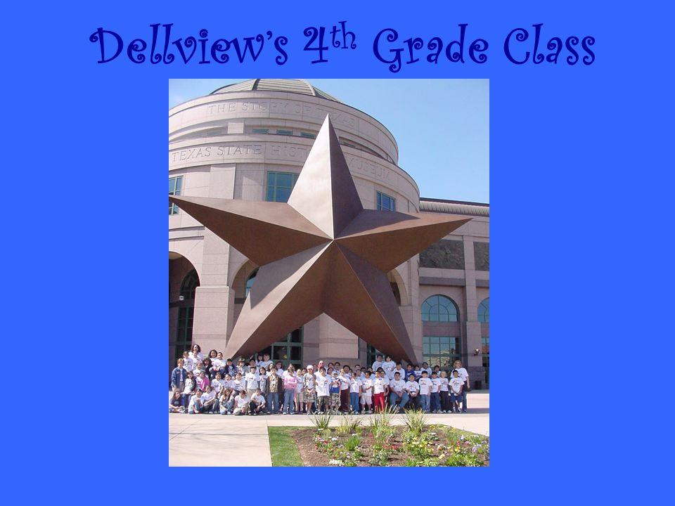 Dellview's 4 th Grade Class