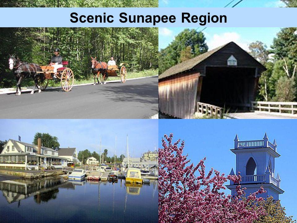 Scenic Sunapee Region