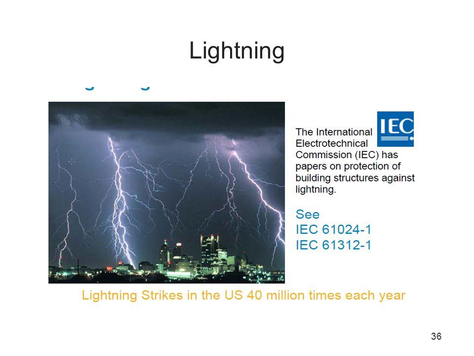 36 Lightning